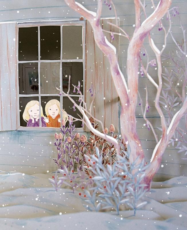 le lapin de neige (3)