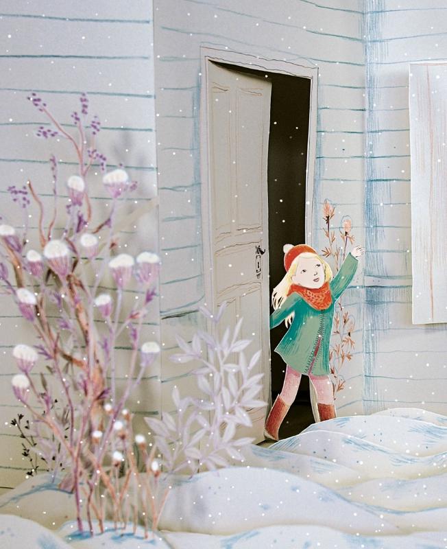 le lapin de neige (4)