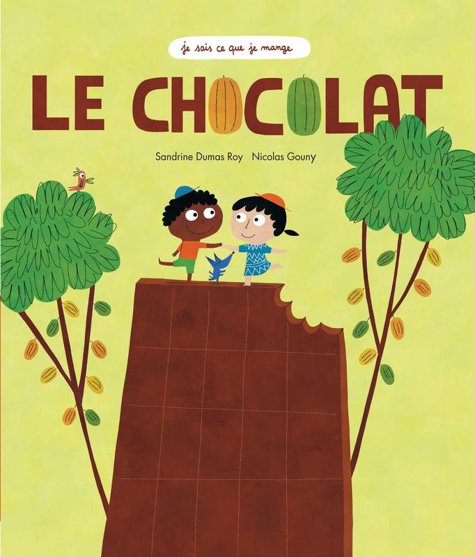 Le Chocolat couv